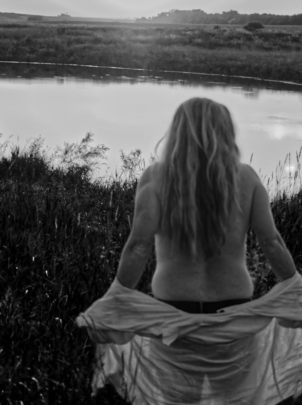 the pond nature photo by photographer avant garde_art