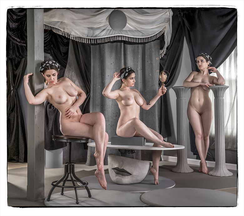 the preamble artistic nude photo by photographer thomas sauerwein