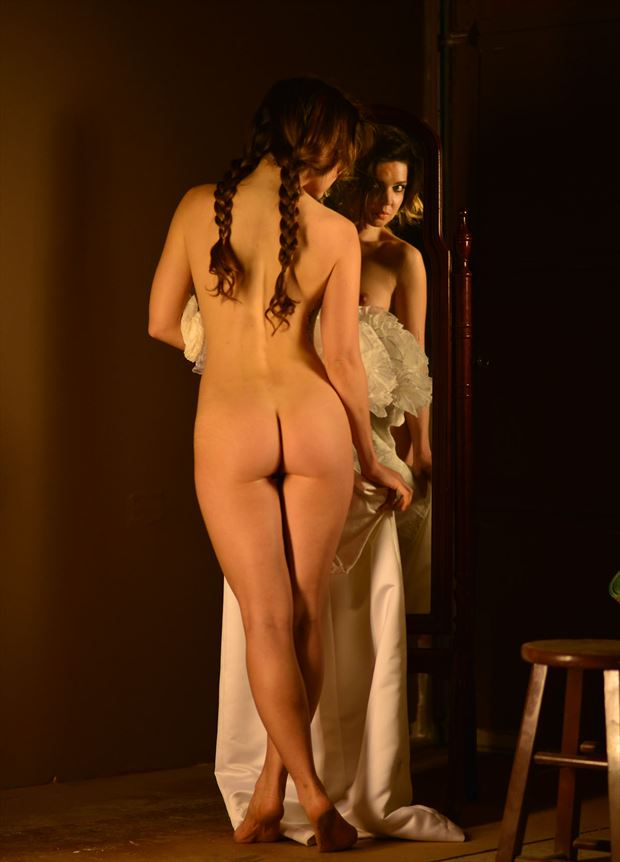 the prom dress artistic nude photo by photographer shootist