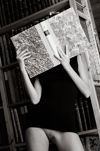 the reader Artistic Nude Photo by Photographer steve