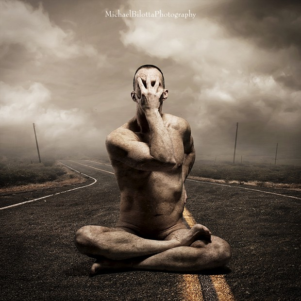 the refuge of the road Artistic Nude Photo by Photographer Michael Bilotta