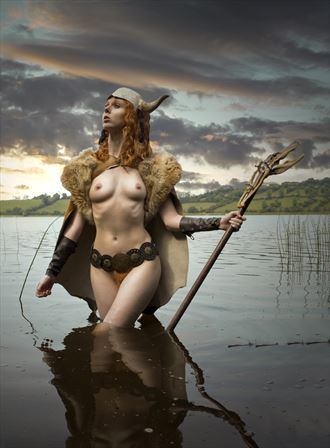 the return of persephone artistic nude photo by photographer douglas ross