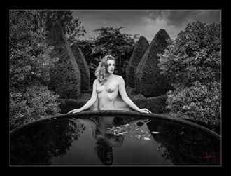 the secret garden ii artistic nude photo by photographer doug harding