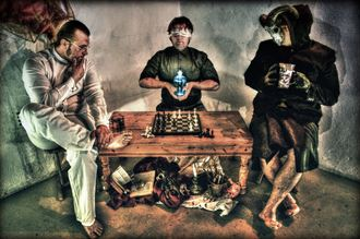 the soul game vintage style artwork by photographer michael knoten