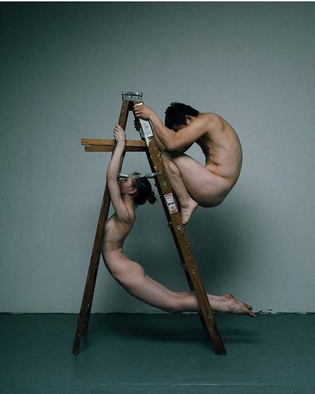 the strength of the matriarch artistic nude photo by model melancholic