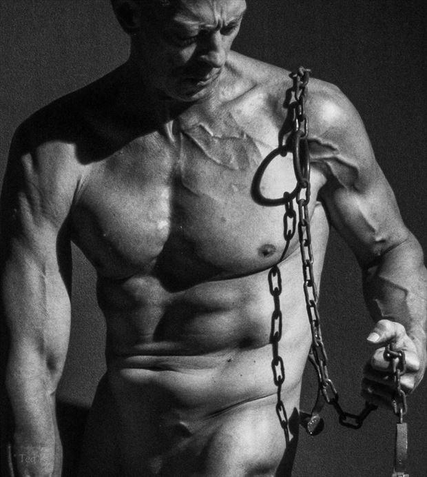 the struggle artistic nude photo by model artfitnessmodel
