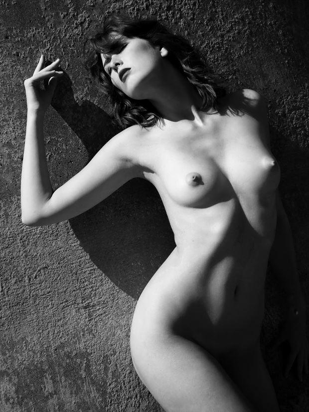 the sun artistic nude photo by photographer bill lemon