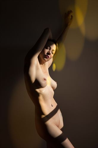 the sunbath artistic nude photo by photographer excelsior