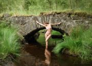 the toll mistress artistic nude photo by photographer john mcnairn