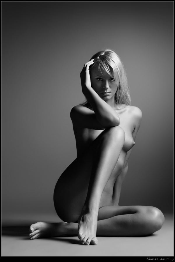 the view artistic nude photo by photographer thomas doering