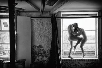 the view in the room artistic nude photo by photographer ghost light photo