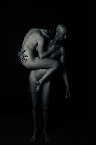 the whole of you in my arms artistic nude photo by photographer sncrtv