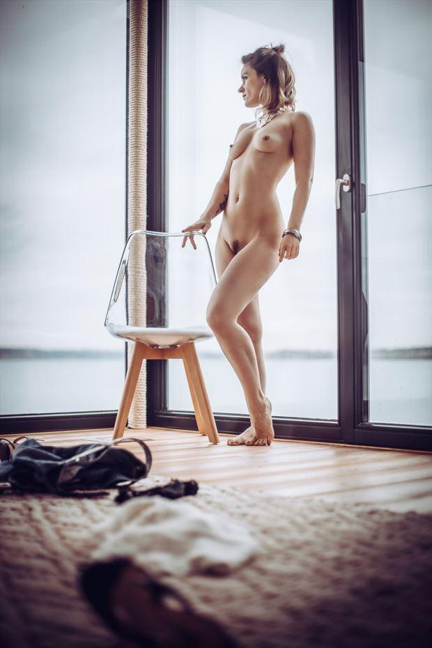 the window erotic photo by photographer jens schmidt