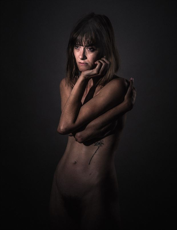 the wound artistic nude photo by photographer excelsior