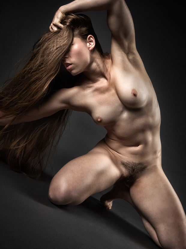 the x factor artistic nude photo by photographer rick jolson