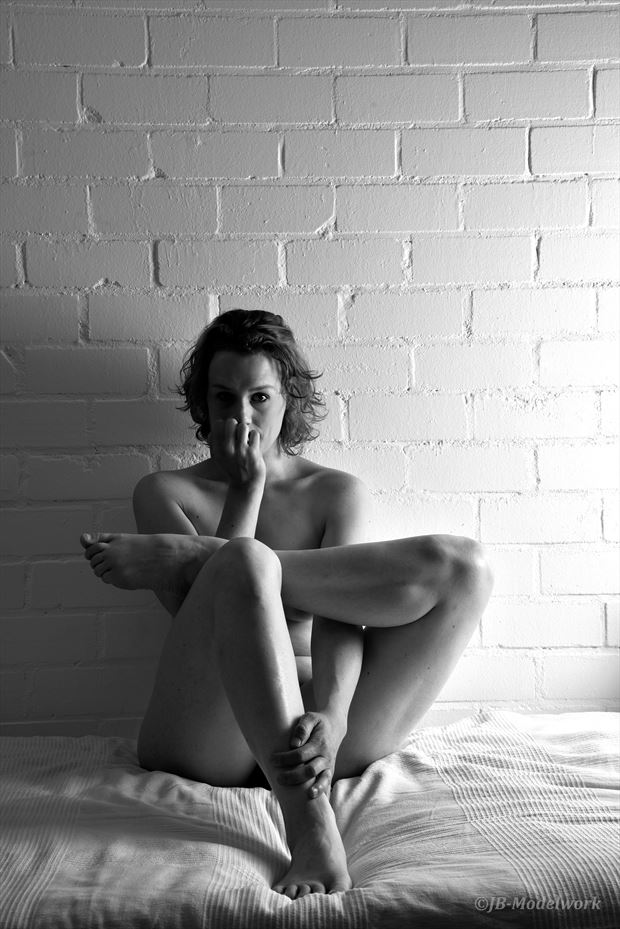 think artistic nude photo by photographer jb modelwork