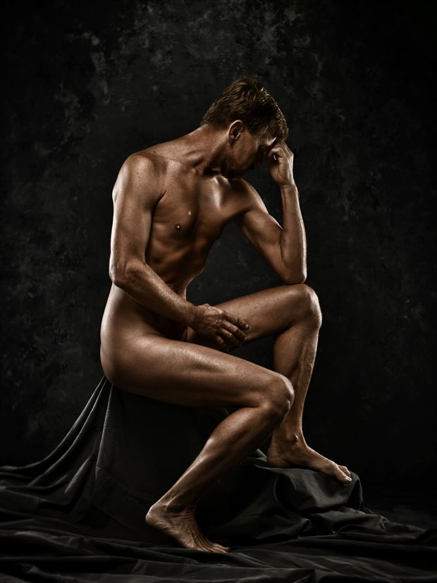 think artistic nude photo by photographer r pedersen