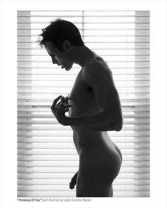 thinking of you erotic photo by model josh