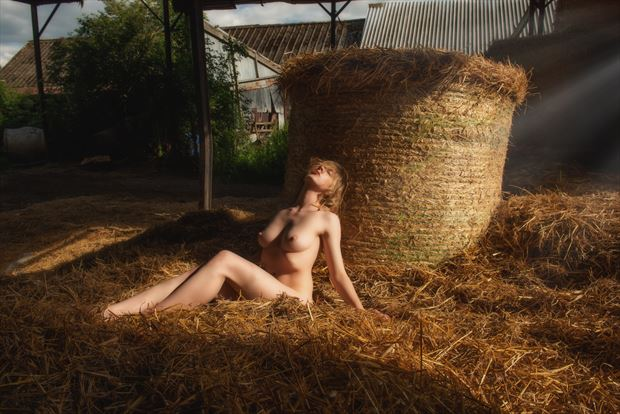 those hazy crazy lazy days of summer artistic nude photo by photographer neilh