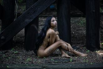 thoughts artistic nude photo by model thenudealien