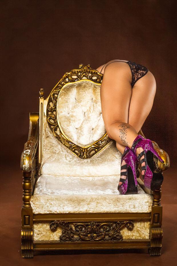 throne lingerie photo by photographer scottydontnc