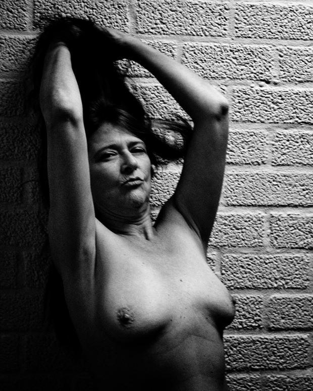 throwback 2016 with heidi artistic nude photo by photographer jan karel kok