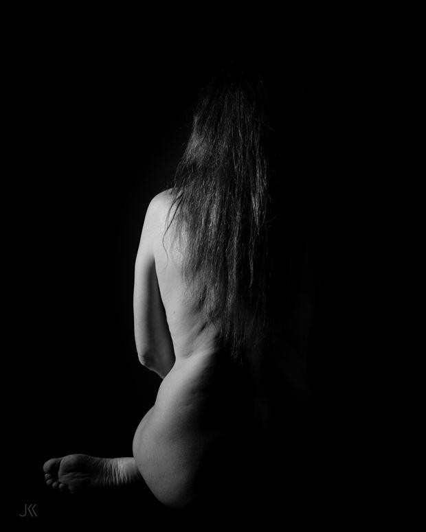 throwback 2017 heidi artistic nude photo by photographer jankarelkok