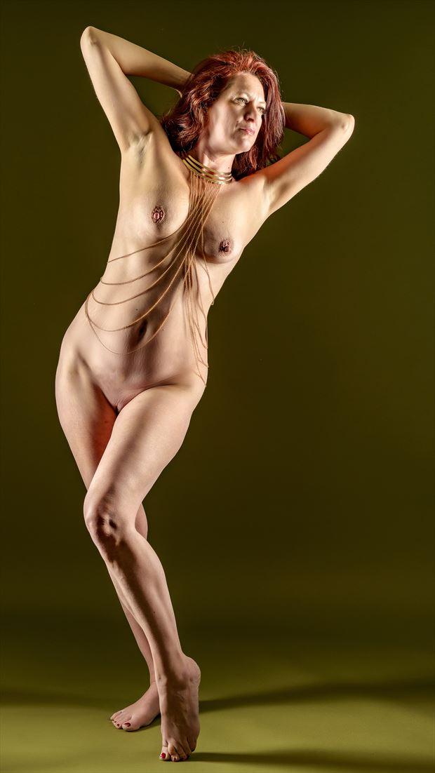 tigg artistic nude photo by model tigg