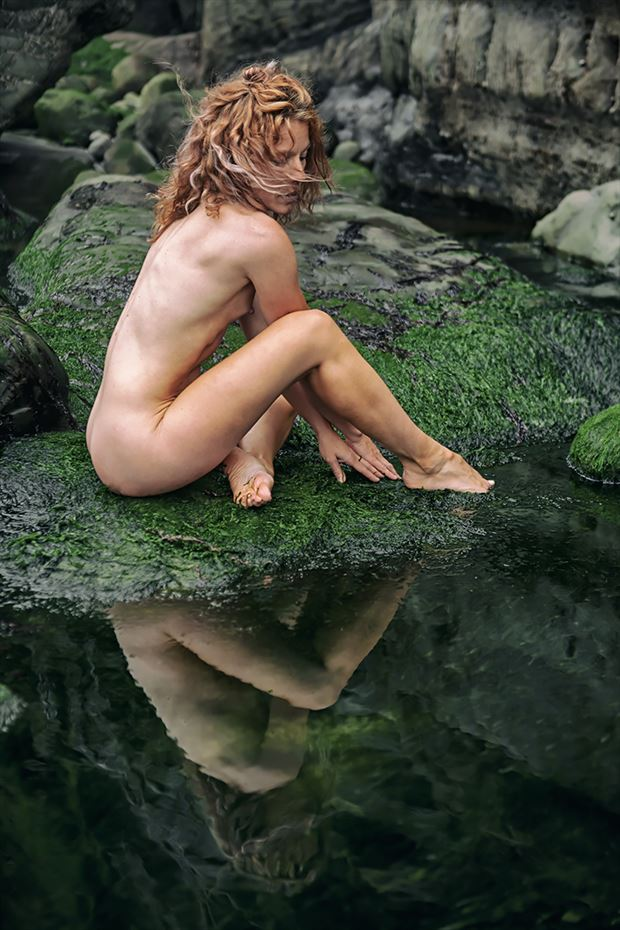 time and tide artistic nude photo by photographer imagesse