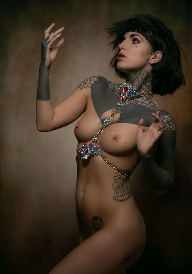 tinks artistic nude photo by photographer white tiger photography