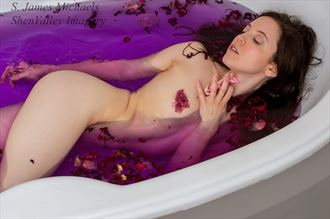 tinted bath with kat artistic nude photo by photographer shenvalley imagery