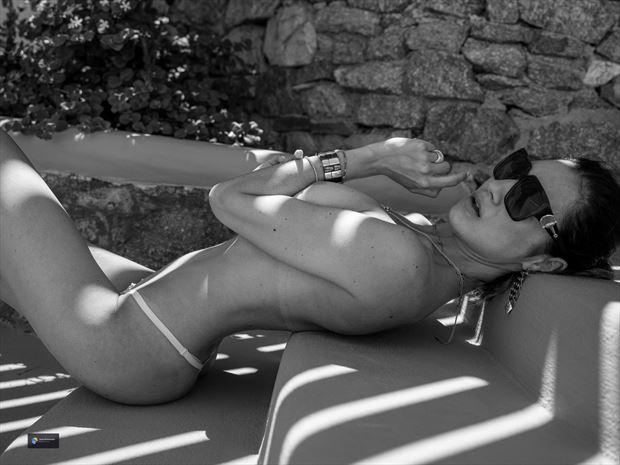 tiziana artistic nude photo by photographer acros photography