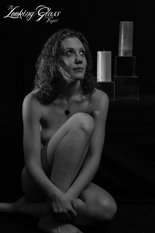 to light her path Artistic Nude Photo by Photographer LookingGlassProject