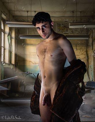 tony abandoned factory artistic nude photo by photographer thomasnak
