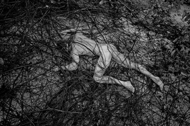 too late artistic nude photo by photographer bradmiller