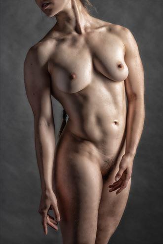 torso 2 artistic nude photo by photographer rick jolson