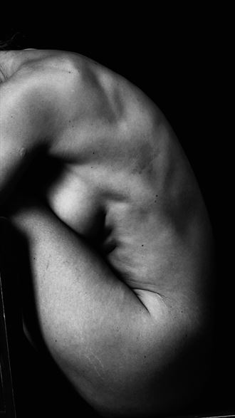 torso abstract photo by photographer aaron doherty