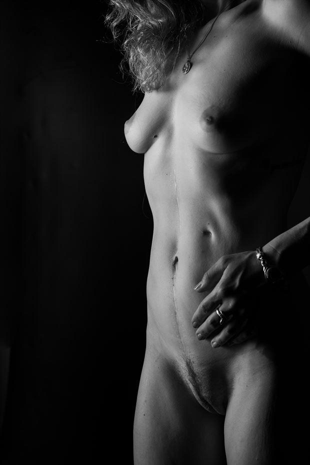 torso artistic nude artwork by photographer gsphotoguy