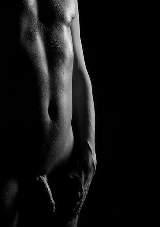 torso chiaroscuro photo by photographer uhphoto