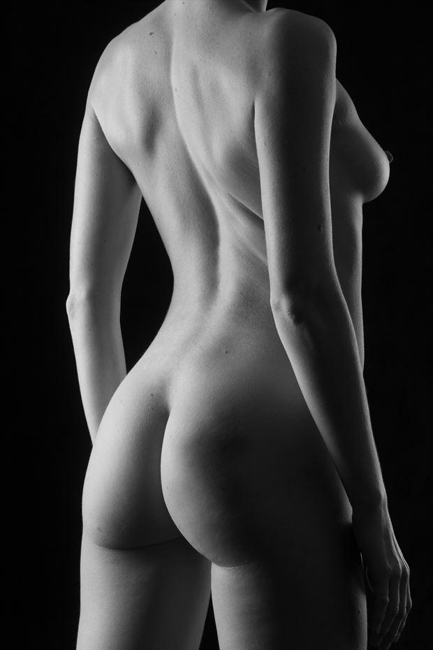 torso i artistic nude photo by photographer modella foto reportage