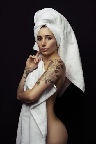 towel series tattoos photo by photographer stange art