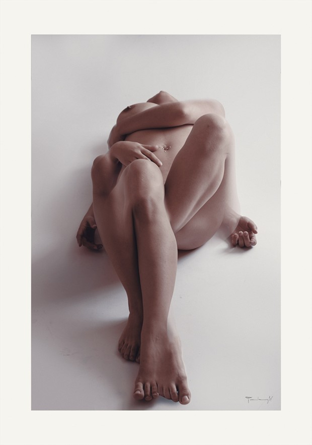trails Artistic Nude Photo by Artist pierre fudaryl%C3%AD