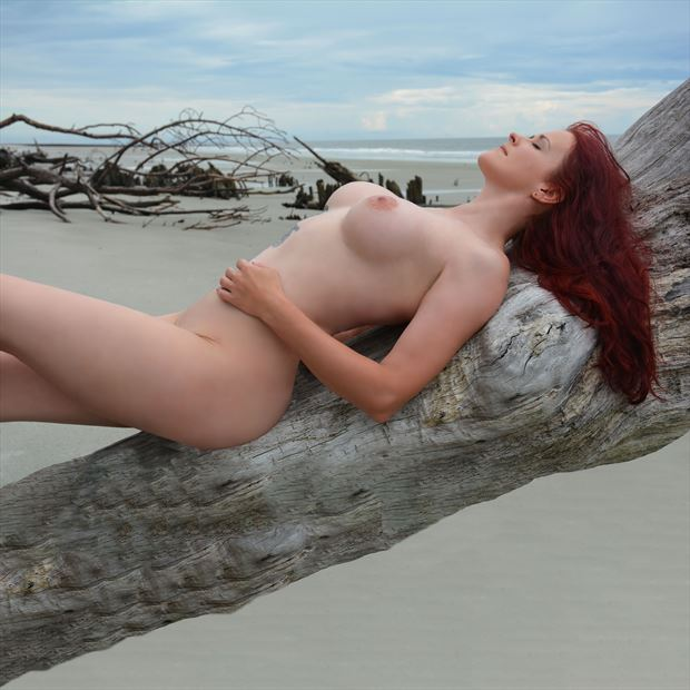 tranquil shores artistic nude photo by photographer tj