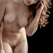 translucent artistic nude photo by photographer rick jolson