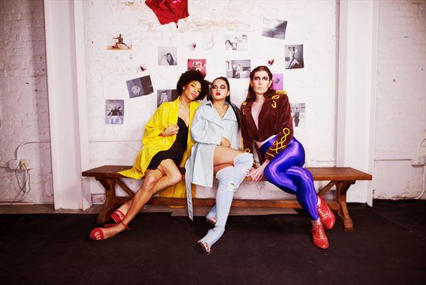transvisual project fashion photo by model transartmodel