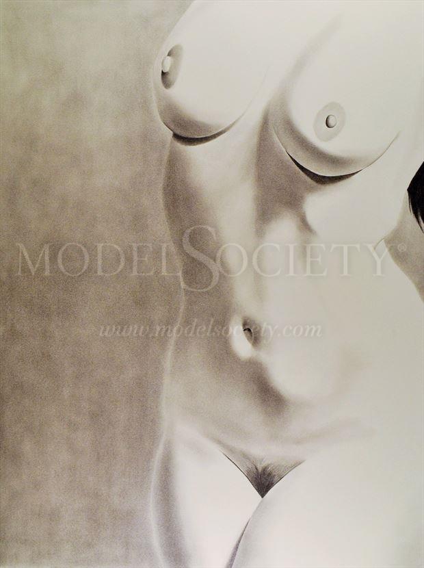treasures sensual artwork by artist the artist s eyes