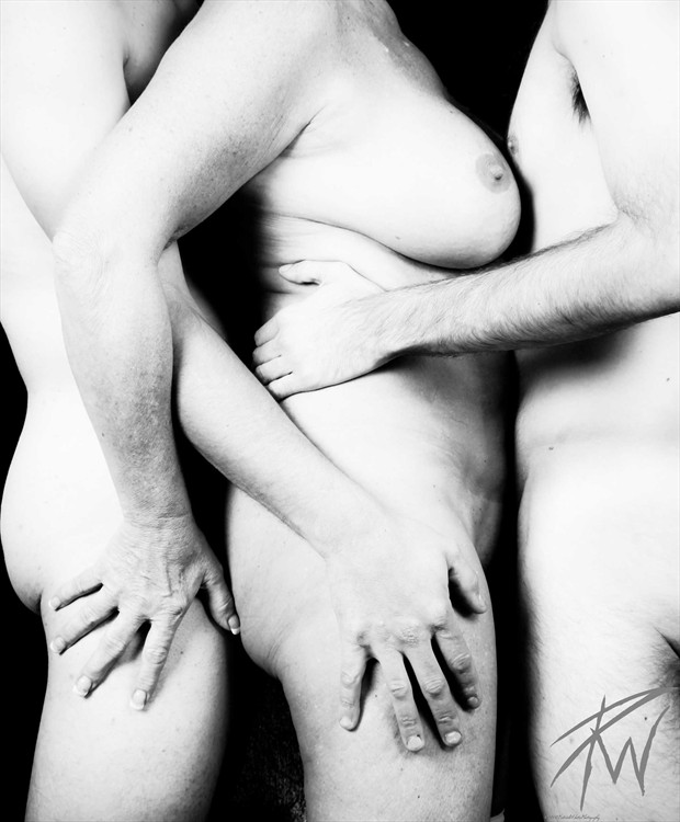 trios Artistic Nude Photo by Photographer PWPhoto