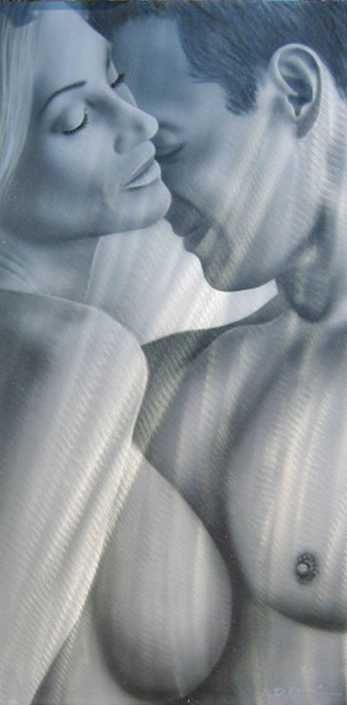 true love artistic nude artwork by artist a d cook