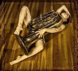 tubavill bliss Artistic Nude Photo by Model Amanda Morales