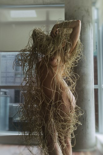twine Artistic Nude Photo by Model erin elizabeth